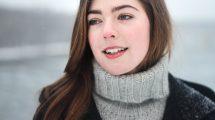 la piel en invierno